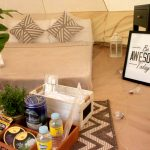 Glamping at 8 Suites Hotel