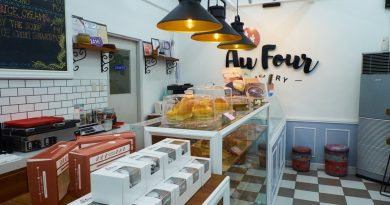 Au Four Bakery: Looking for the Best Bread in the South…